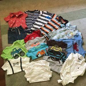 Other - Infant boys 9 months summer lot